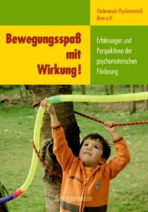 Buchtitel Bewegungsspass mit Wirkung des Förderverein Psychomotorik