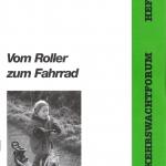 Titelbild: Rollerstudie - Vom Roller zum Fahrrad
