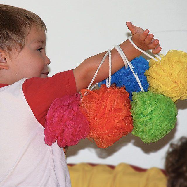 Kurs 01 - Bewegung und Spiel für die Kleinsten