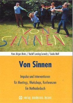 Buchcover: Von Sinnen (Beins, Lensing-Conrady, Wolf)