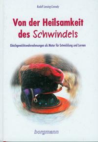 Buchtitel Die Heilsamkeit des-Schwindels von Rudolf Lensing-Conrady