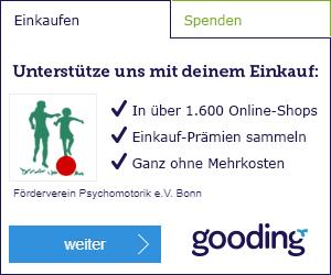 Unterstützen Sie den Förderverein Psychomotorik Bonn auf Gooding.de