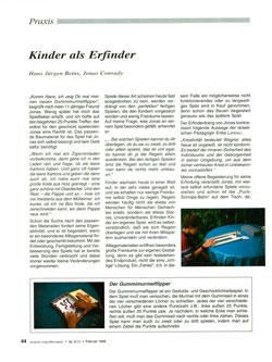 Kinder als Erfinder - Hans Beins + Jonas Conrady