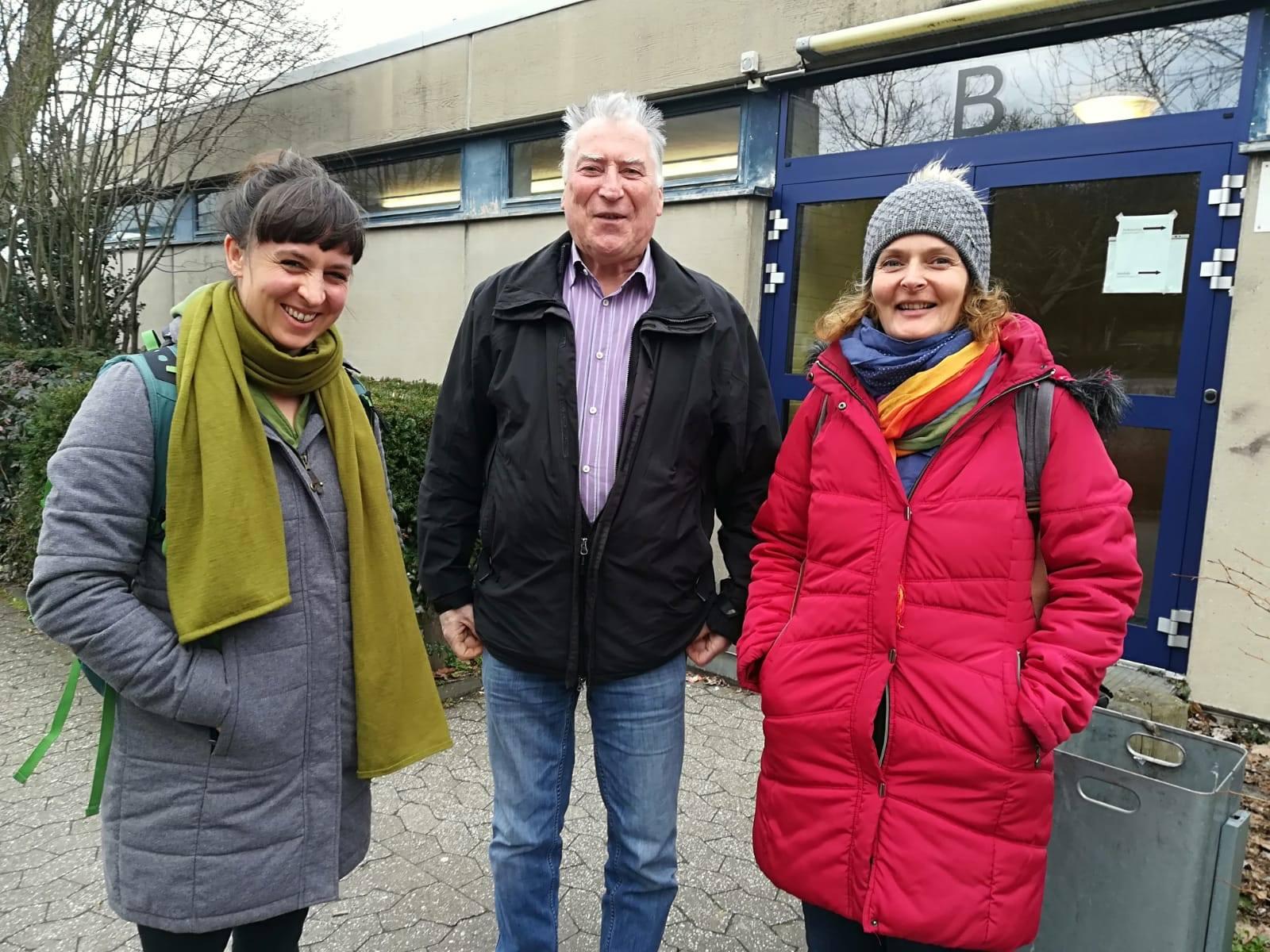 zu Besuch im Förderzentrum das Mobile Motorik Team der Heilstättenschule Wien