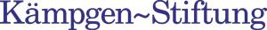 Logo Kämpgen-Stiftung