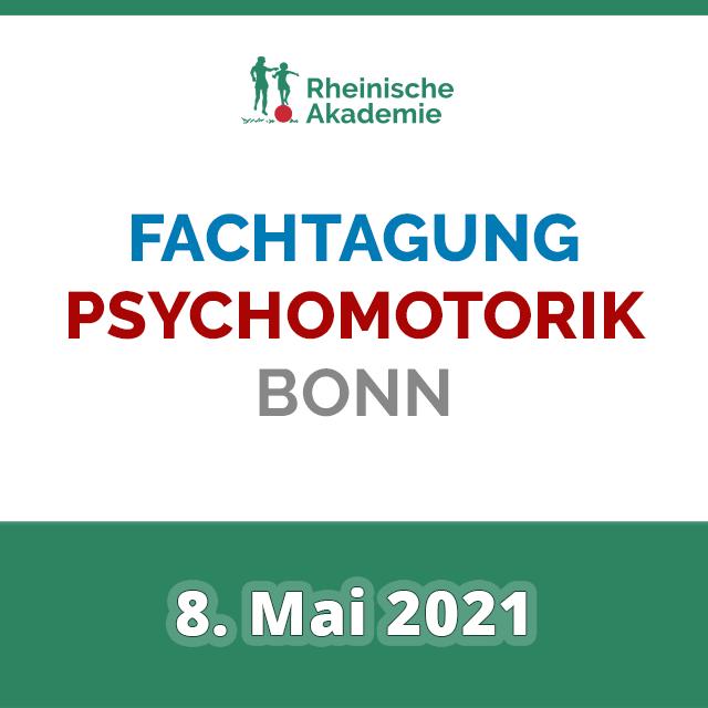 Fachtagung Psychomotorik 2021 buchen