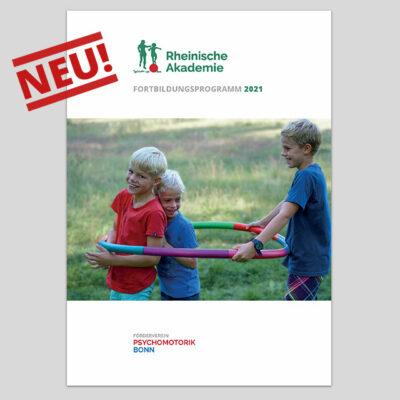 Titelseite Fortbildungsprogramm 2021